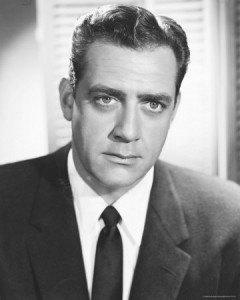 Raymond Burr