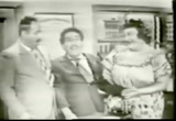 (Pasquale (Alan Reed), Luigi (J. Carrol Naish), and Rosa (Jody Gilbert) from the 1952 TV show.) 