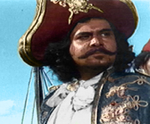 Lloyd Berrell in Long John Silver