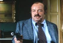 William Conrad as Cannon