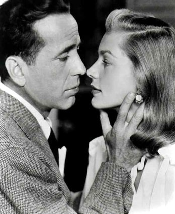 Becall and Bogart