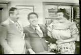 (Pasquale (Alan Reed), Luigi (J. Carrol Naish), and Rosa (Jody Gilbert) from the 1952 TV show.)