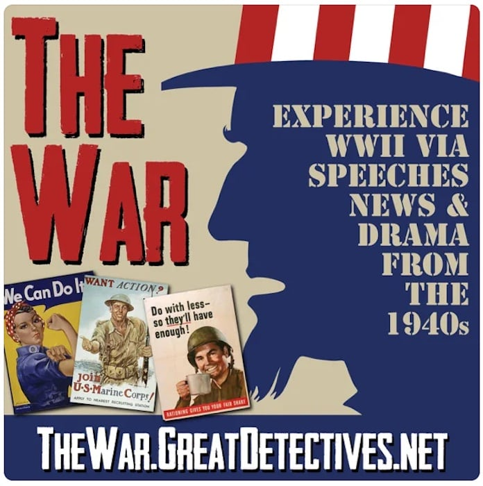 The War Podcast Series